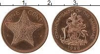 Продать Монеты Багамские острова 1 цент 2004 Медь