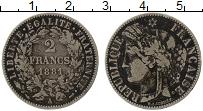 Изображение Монеты Франция 2 франка 1881 Серебро XF-