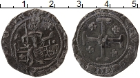 Изображение Монеты Кипр 1 денарий 0 Серебро XF Кипрское королевство