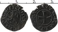 Изображение Монеты Азия Кипр 1 денье 0 Серебро XF-