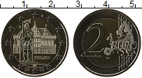Изображение Мелочь Германия 2 евро 2010 Биметалл UNC