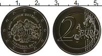 Изображение Монеты Португалия 2 евро 2018 Биметалл UNC