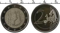 Изображение Монеты Финляндия 2 евро 2017 Биметалл Proof 100 лет независимост