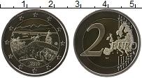 Изображение Монеты Финляндия 2 евро 2018 Биметалл Proof