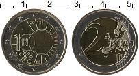 Продать Монеты Бельгия 2 евро 2013 Биметалл