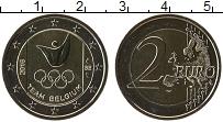 Изображение Монеты Бельгия 2 евро 2016 Биметалл UNC