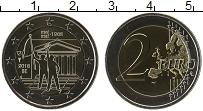 Изображение Монеты Бельгия 2 евро 2018 Биметалл UNC