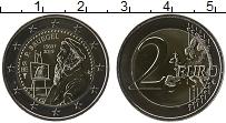 Продать Монеты Бельгия 2 евро 2019 Биметалл