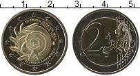 Изображение Монеты Греция 2 евро 2011 Биметалл UNC Специальные Олимпийс