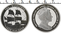 Изображение Монеты Виргинские острова 1 доллар 2020 Серебро Proof