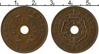 Изображение Монеты Родезия 1 пенни 1940 Бронза XF Георг VI