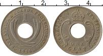 Продать Монеты Восточная Африка 1 цент 1914 Медно-никель