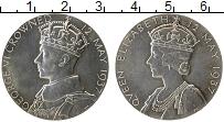 Изображение Монеты Великобритания Медаль 1937 Медно-никель UNC-