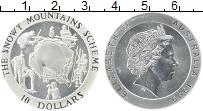 Изображение Монеты Австралия 10 долларов 1999 Серебро UNC Елизавета II.Тонель