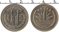 Продать Монеты Бангладеш 1 така 2009 Медно-никель