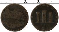 Изображение Монеты Гибралтар 1 кварто 1802 Медь VF