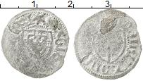 Изображение Монеты Германия Тевтонский орден 1 шиллинг 0 Серебро VF