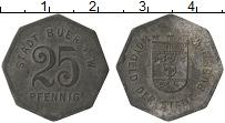 Изображение Монеты Германия : Нотгельды 25 пфеннигов 0 Цинк VF Бюр
