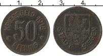 Изображение Монеты Германия : Нотгельды 50 пфеннигов 1918 Железо XF Зиген