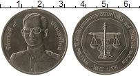 Изображение Монеты Таиланд 20 бат 1999 Медно-никель UNC 84 года Бюро ревизио