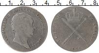 Изображение Монеты Бавария 1 талер 1800 Серебро XF- Максимилиан