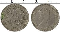 Продать Монеты Гондурас 25 центов 1968 Медно-никель
