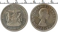 Продать Монеты Родезия 1/2 кроны 1955 Медно-никель