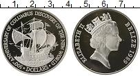 Продать Монеты Белиз 25 долларов 1989 Серебро