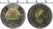 Изображение Монеты Канада 2 доллара 2019 Биметалл UNC