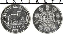 Изображение Монеты Португалия 1000 эскудо 1994 Серебро UNC Иберо-Америка. Исчез
