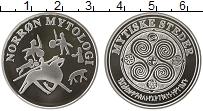 Изображение Монеты Норвегия Жетон 0 Серебро Proof