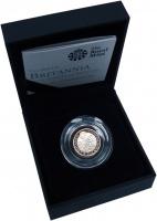 Изображение Подарочные монеты Великобритания 20 пенсов 2010 Серебро Proof-
