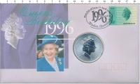 Изображение Подарочные монеты Австралия 1 доллар 1996 Серебро UNC
