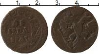 Изображение Монеты 1741 – 1761 Елизавета Петровна 1 деньга 1743 Медь VF