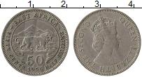 Продать Монеты Восточная Африка 50 центов 1962 Медно-никель
