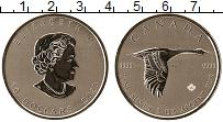 Изображение Монеты Канада 10 долларов 2020 Серебро UNC