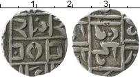 Продать Монеты Кач 1/2 рупии 0 Серебро