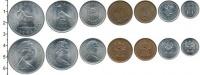 Изображение Наборы монет Родезия 25 центов 0  UNC-