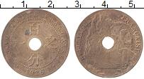 Изображение Монеты Индокитай 1 сантим 1926 Бронза VF