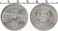 Изображение Монеты Перу 1000 соль 1979 Серебро UNC- Национальный конгрес