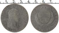Изображение Монеты Саксония 1 талер 1807 Серебро XF