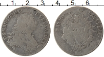 Изображение Монеты Бавария 1/2 талера 1753 Серебро VF+