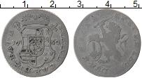 Изображение Монеты Льеж 1 эскалин 1752 Серебро VF