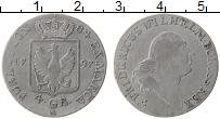 Изображение Монеты Пруссия 4 гроша 1797 Серебро XF А