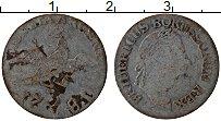 Изображение Монеты Германия Силезия 3 крейцера 1781 Серебро VF+