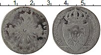 Изображение Монеты Швейцария Ньюшатель 10 1/2 крейцера 1796 Серебро VF+