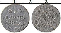 Изображение Монеты Германия Восточная Фризия 1 грош 1768 Серебро XF-