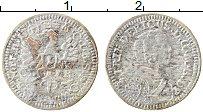 Изображение Монеты Германия Бранденбург-Байрот 1 крейцер 1744 Серебро VF