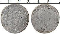 Изображение Монеты Германия Бранденбург-Байрот 30 крейцеров 1735 Серебро VF