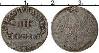 Изображение Монеты Германия Бранденбург-Ансбах 3 крейцера 1784 Серебро VF